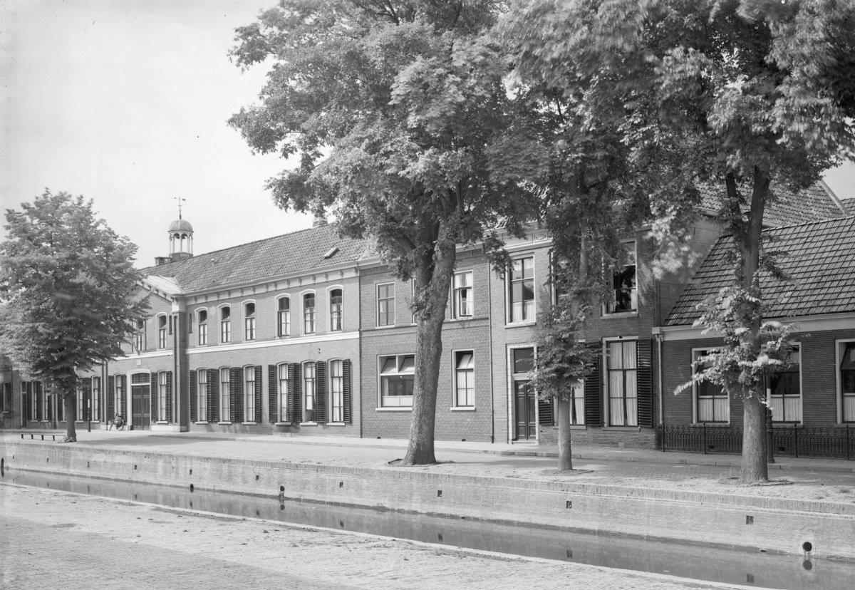 Academistraat-1946-A