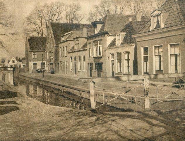 Bolwerk-zijstraat