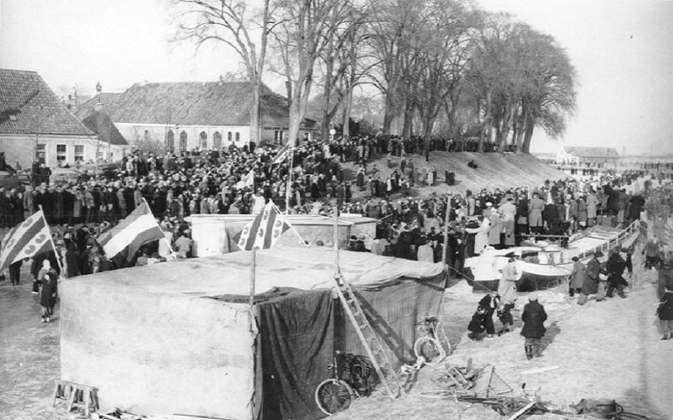 Elfstedentocht-1954