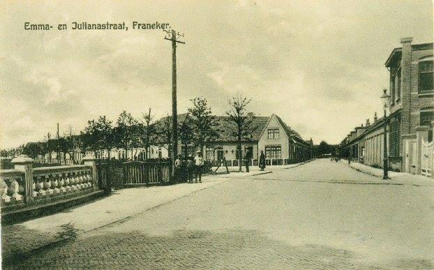 Emma-en-Julianastraat-voor-1948