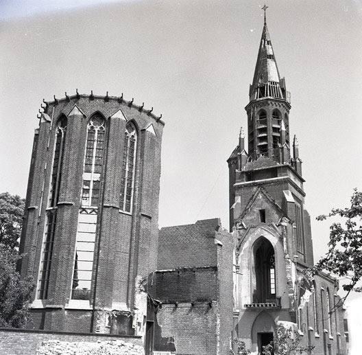 Franciscus-toren-afbraag-1960