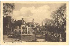 Academiestraat-vroeger