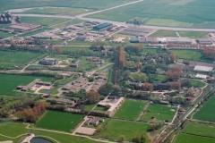 Franeker-luchtfoto-met-BIjlsma-meubelfabriek-en-suikerfabriek